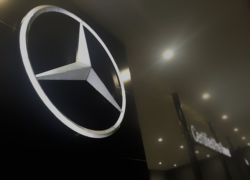 Mercedes–Benz Implementation by Harkess-Ord Underway in Asia Pacific