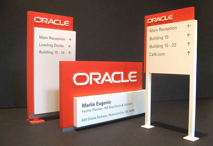 Oracle Signage Prototypes