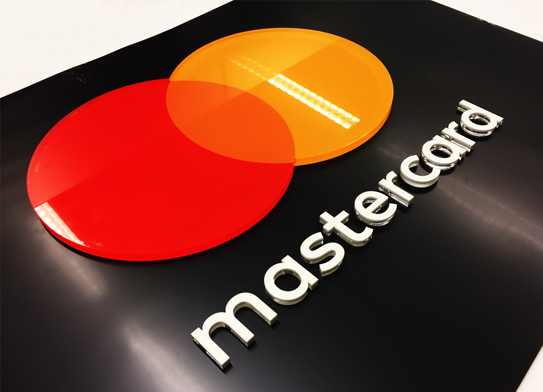 We continue our 10 year relationship with Mastercard, helping them through global brand change.