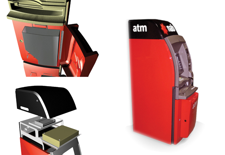 NAB ATM Concept Design Sketches