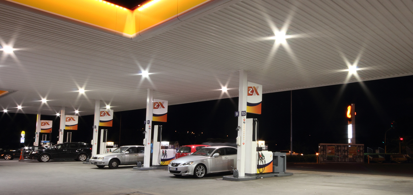 Z Energy Fuel Station