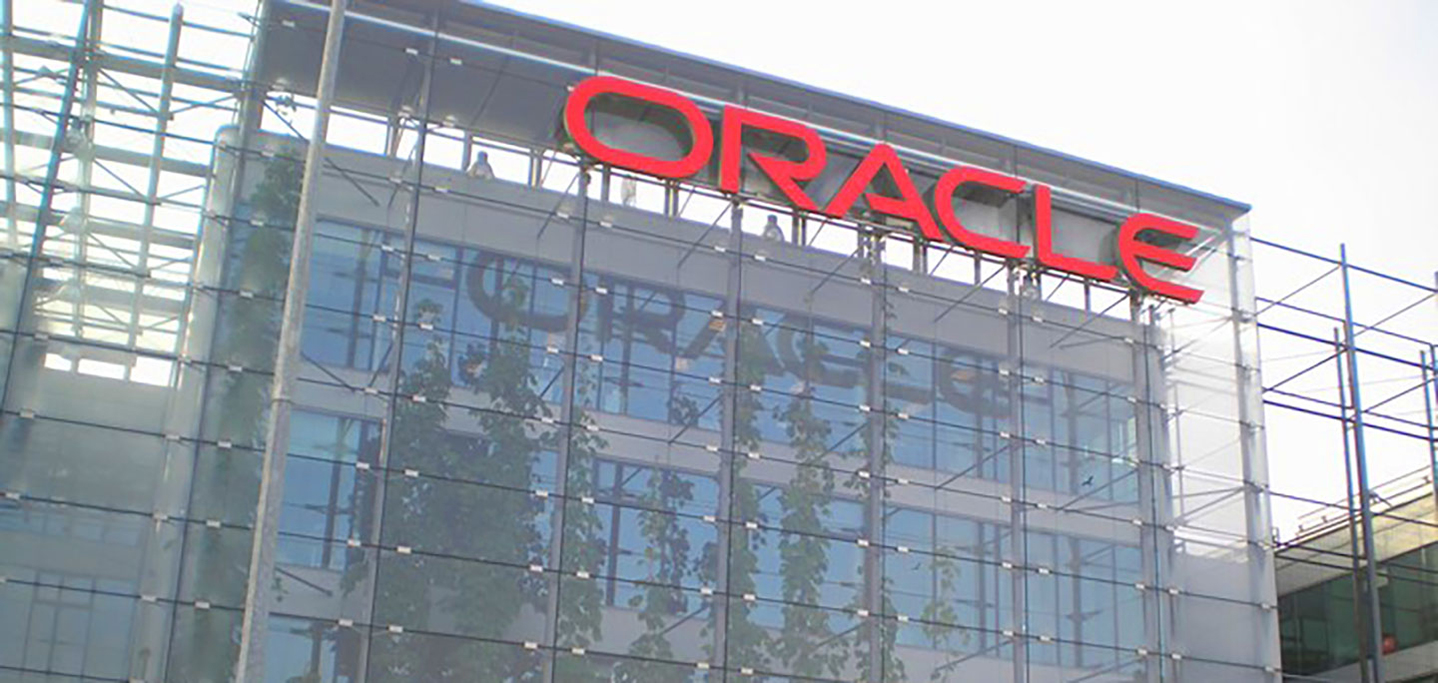 Oracle Sky Sign