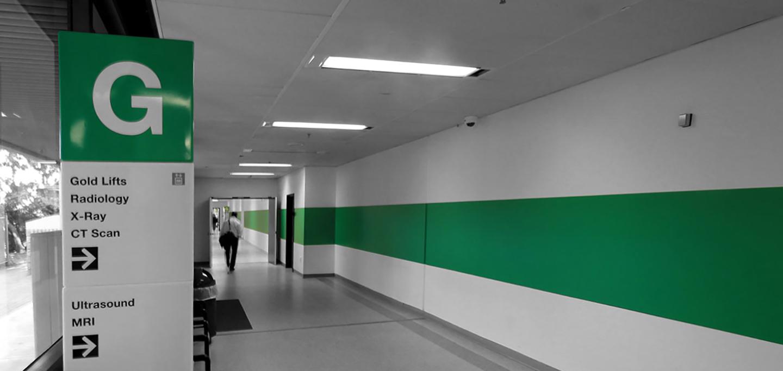 Corridor Design Color: Wayfinding Strategy & Implementation For High Stress