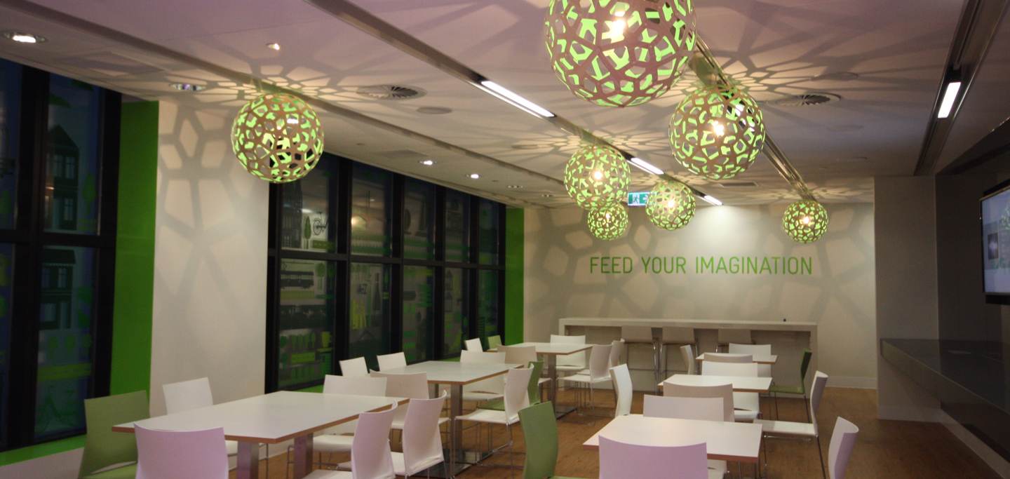 Telstra Environmental Graphics