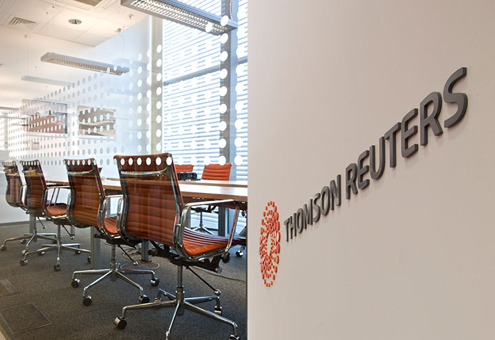 Thomson Reuters Environmental Branding
